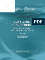 Software Engineering Methods Modeling and Teaching Volumen 4