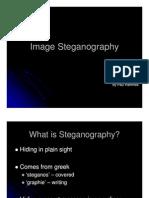 Image Steganography