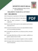 Club Deportivo Nuevo Bella
