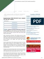 Download Soal CPNS 2018-2019 Kunci Jawaban CAT Dan PDF Lengkap _ Www.cpns2016