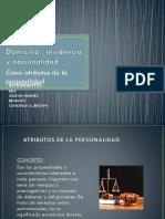 Domicilio , Residencia y Nacionalidad