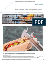 ISO 22000_2018-Revising the Food Safety Management System Standard