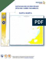 Climatologia Santa Marta