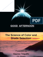Shade Selection