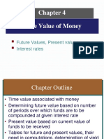 CHAPTER 4 the Time Value of Money-student(1)