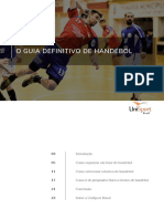 Handebol eBook