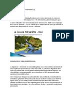 Degradacion de Cuencas Hidrograficas