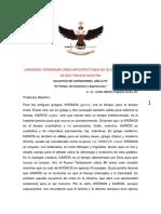 Solsticio de Capricornio Año 5777 - V.·.H.·. Carlos Alberto Yrigoyen Forno, 18°