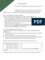 Format Model Modifiers