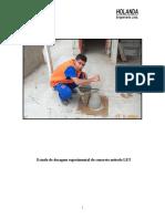 Estudo de dosagem experimental do concreto método I.doc