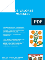 Los Valores Morales_Miguel Sanjinez