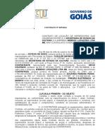 Contrato No. 25 2014 Locacao de Fotocopiadoras