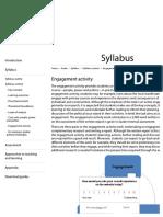 Syllabus Content