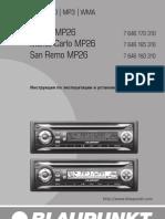 Blaupunkt MP26
