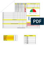 One Page Project Management Template