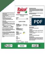 ET - Raizal 400 x 10 Kg