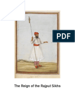 The Reign of the Rajput Sikhs
