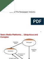 5.3 Newspaper Industry