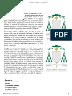 Arzobispo - Wikipedia, La Enciclopedia Libre