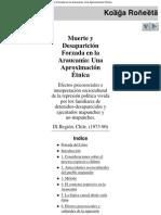 Pérez-Sales-Muerte y Desaparicion Forzada