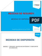S-07 Medidas de Dispersion