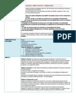 Estructura de Los Programas 2011