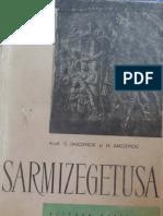 Daicoviciu C.; Daicoviciu H. - Sarmizegetusa (Ed. 1960)