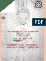 TheKingdomOfCambodiaCandidateToTheWHC2009.En