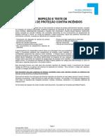 inspeção e teste de sistemas de proteção contra incêndios - AIG global property (NFPA).pdf