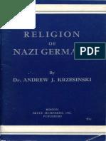 Andrzej J. Krzesiński -Religion of Nazi Germany