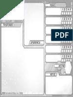 XD6 - Hoja de PJ - Futurista
