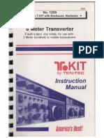1209 Transverter Manual