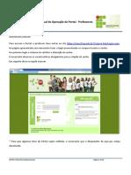 MIT072 -Portal Dos Professores