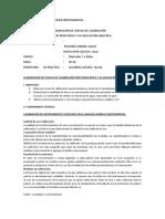 Informe 02 Curvas de Calibracion