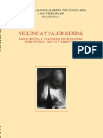 Violencia y Salud Mental Final