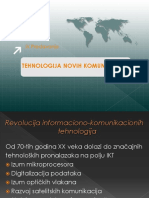 IX Predavanje-Tehnologija Novih Komunikacija