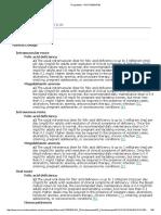 Ácido Folico - Acesso 03.05.17 Micromedex