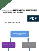 (3) Instrumentos Financieros
