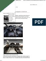 Sistema de Informação e Navegação No Automóvel