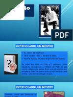 Ideias de Octavio Ianni