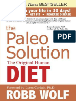 Paleo Solution Diet Thepdf