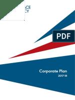 Corporate Plan 2017-18