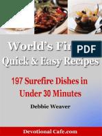 Basic Recipes