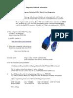Modify a USB KKL 409.1 Vagcom Cable for BMW Bike K-Line