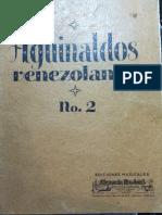 Aguinaldos Venezolanos No. 2