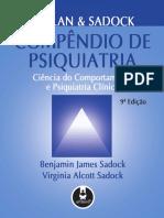 Compêndio de Psiquiatria - Sadock; Sadock - 9 Ed (1). (2007) - Pt
