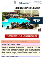 Expo Tutoria Programas