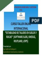 Curso OFFLINE Estabilidad de taludes en suelos y rocas - Módulo I.pdf