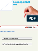 2014 05 28 Evaluacion Excepcional Directivos Presentacion Streaming VF v2