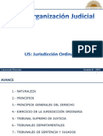 U5 - Jurisdicción Ordinaria - PARTE I